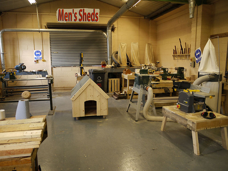 Tallaght Mens Shed